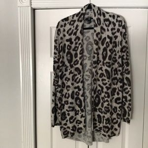 Super Soft Leopard Cardigan